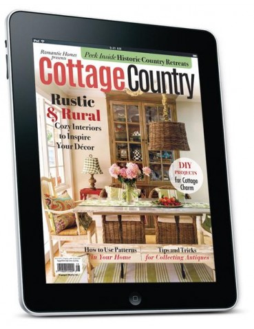 ROMANTIC HOMES PRESENTS COTTAGE COUNTRY 2017 DIGITAL