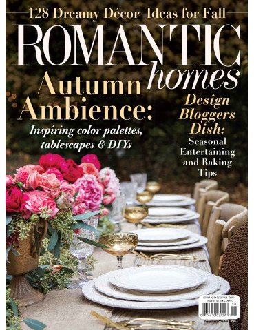 Romantic Homes October 2018