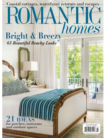 Romantic Homes July 2018