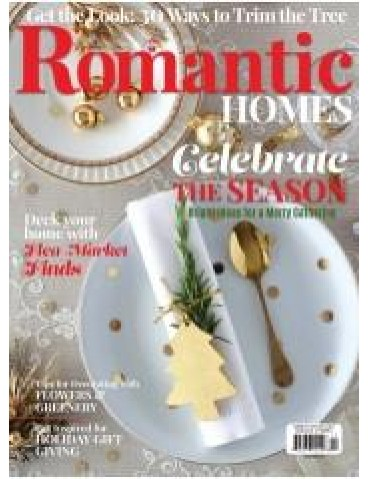 ROMANTIC HOMES DEC 2015