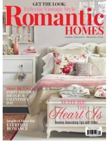 ROMANTIC HOMES FEB 2016