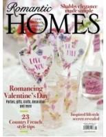 ROMANTIC HOMES JAN/FEB 2015