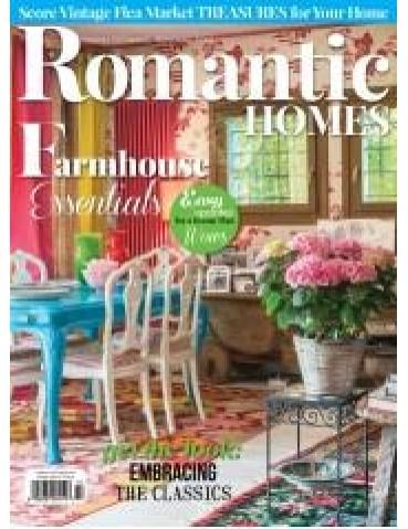 ROMANTIC HOMES OCT 2015
