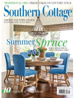 Fabulous Southern Cottage Home Interior And Landscaping Ferensignezvosmurscom