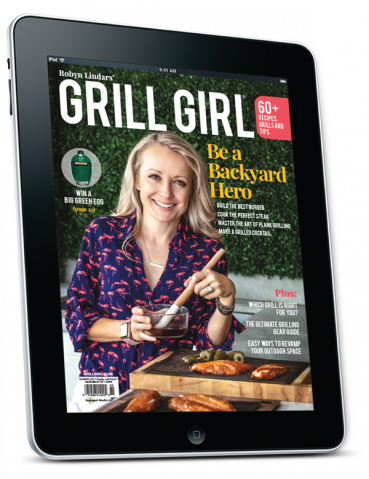 Grill Girl Summer 2021 Digital