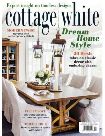 Awe Inspiring Cottage White Fall Winter 2017 Home Interior And Landscaping Ymoonbapapsignezvosmurscom