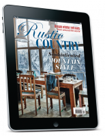 Rustic Country Winter 2018 Digital