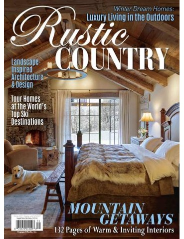 RUSTIC COUNTRY WINTER 2017