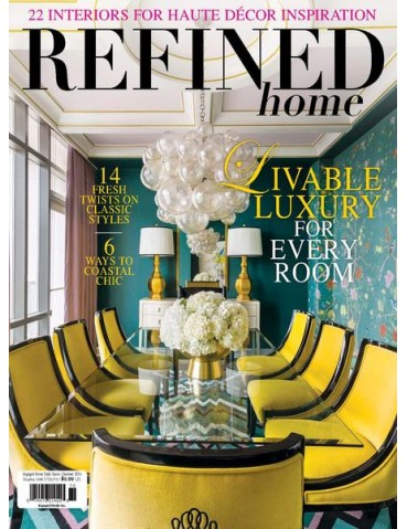 REFINED HOME SUMMER 2016