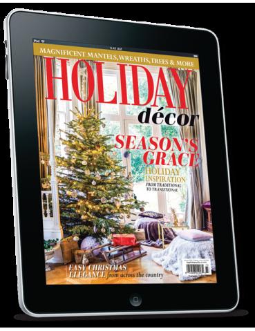 Holiday Décor Winter 2018 Digital