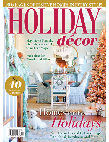 Holiday Décor Winter 2019
