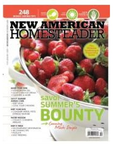 NEW AMERICAN HOMESTEADER 2014 (JUL/AUG)