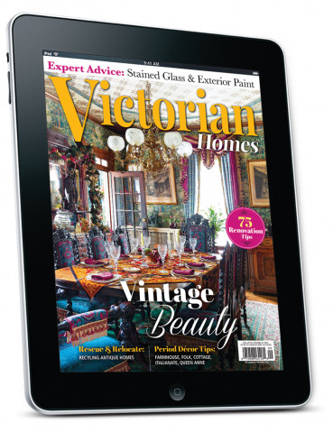 Victorian Homes Fall 2018 Digital