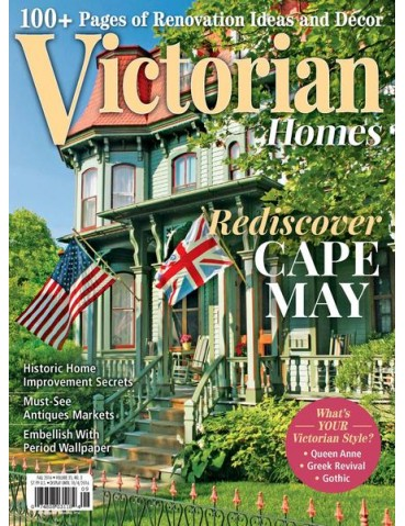 VICTORIAN HOMES FALL 2016
