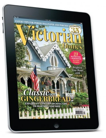 VICTORIAN HOMES SPRING 2017 DIGITAL