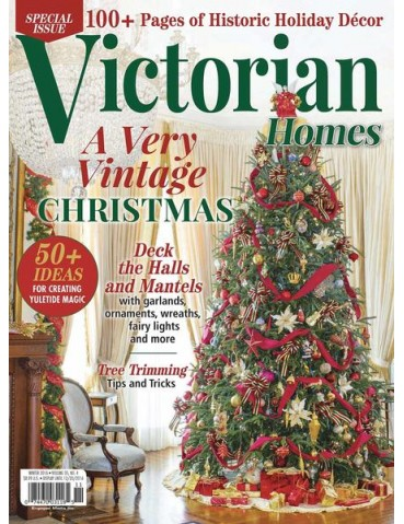 VICTORIAN HOMES WINTER 2016