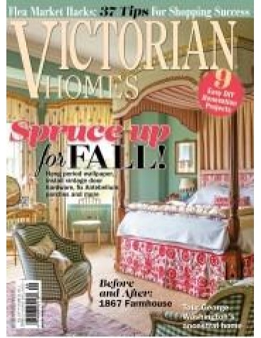VICTORIAN HOMES FALL 2015