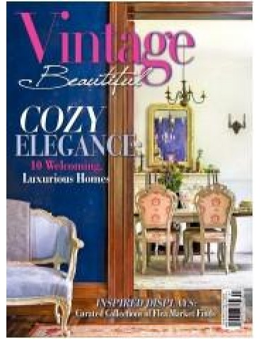 VINTAGE BEAUTIFUL WINTER 2015