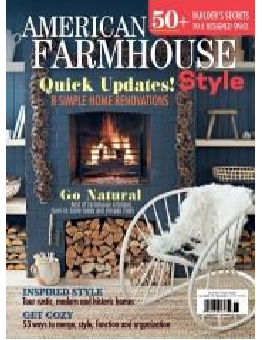 AMERICAN FARMHOUSE STYLE FALL/WINTER 2015