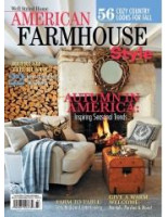 American Farmhouse Style Sep/Oct 2014