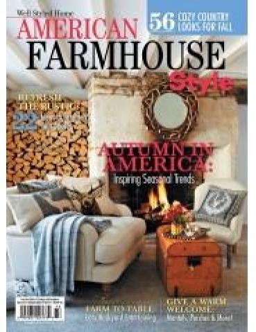 American Farmhouse Style Sep/Oct 2014