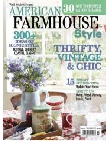 American Farmhouse Style Winter 2014