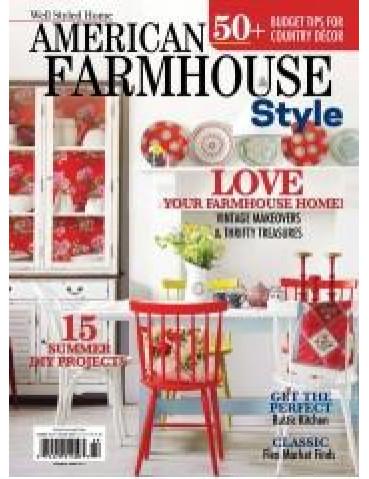 American Farmhouse Style Summer