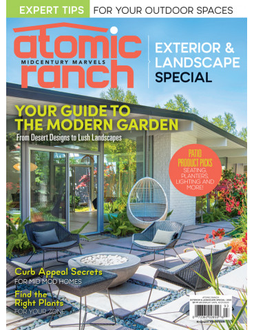 Atomic Ranch Print Subscription With Free AR Exterior SIP