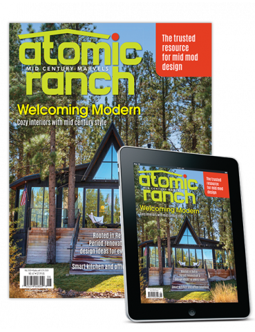 Atomic Ranch Print Subscription With Free Digital Back Issues