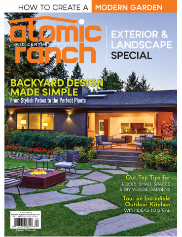 Atomic Ranch-Exteriors & Landscaping 2021