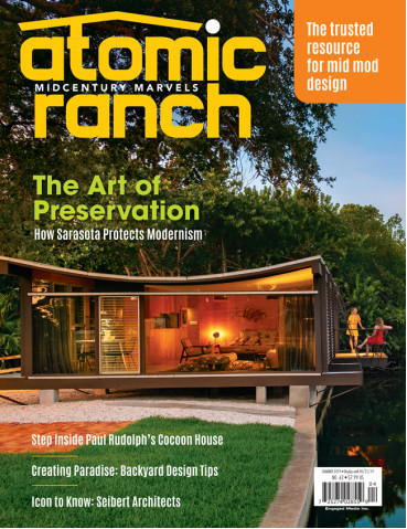 Atomic Ranch print subscription offer