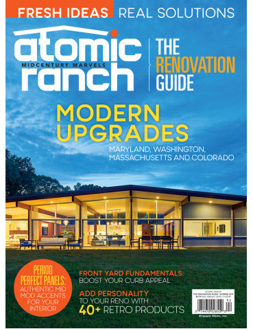 Atomic Ranch Renovation Guide 2019