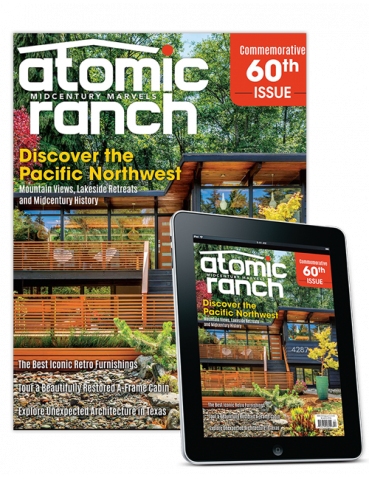 Atomic Ranch Subscription Print Combo