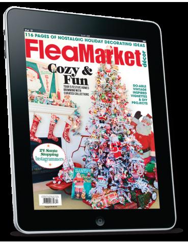 Flea Market Décor Christmas 2020 Digital