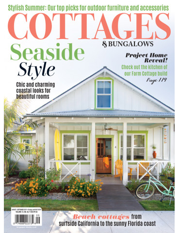 Cottages & Bungalows Print Subscription offer