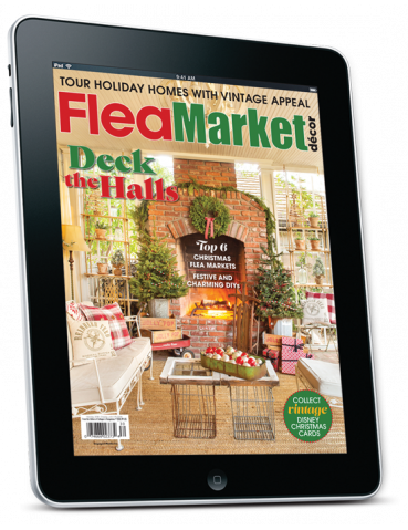 Flea Market Decor Holiday 2018 Digital