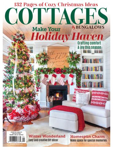 Cottages & Bungalows Print Subscription Offer