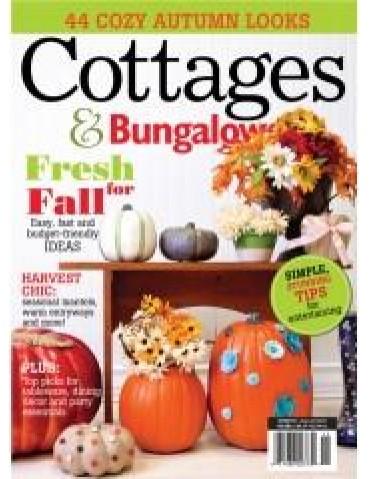 COTTAGES & BUNGALOWS NOVEMBER 2012