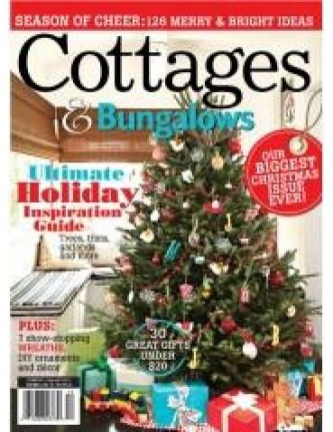 COTTAGES & BUNGALOWS DECEMBER 2012