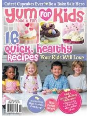 YUM FOR KIDS FOOD & FUN 2014 (SPRING)