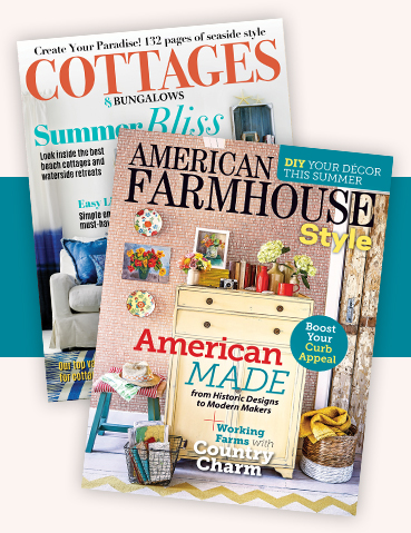 Cottages & Bungalows and American Farmhouse Style
